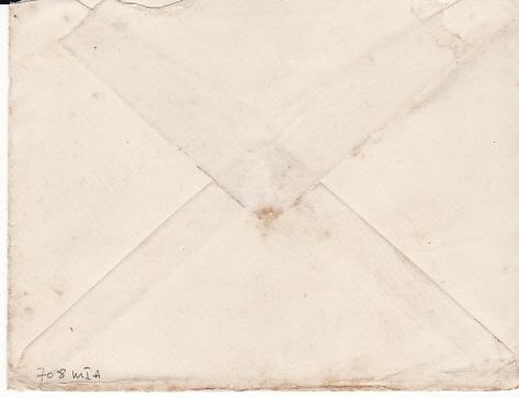 [13836]  FRANCE -GB....WW1 ROYAL GUERNSEY LIGHT INFANTRY to GUERNSEY...   1917-18 Pair stampless envelopes together letters to Mr. M. Sarre, St. Andrews, Guernsey. One written by his son 1st Nov 1917 & headed 1408 Pte Sarre M, A Coy, 1St Service Batt., R. Guernsey L.I., BEF France cancelled FPO 119 & with oblong 5243 censor h/s countersigned by censorship officer J. Lynch 2nd Lt (he was K.I.A. 30.11.17)