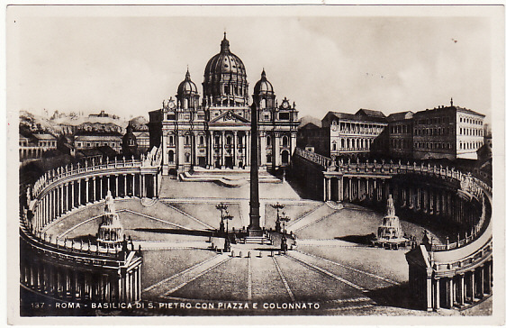 [18479]  VATICAN - CROATIA... WW2 CENSORED POSTCARD …  1942 (Apr 21)