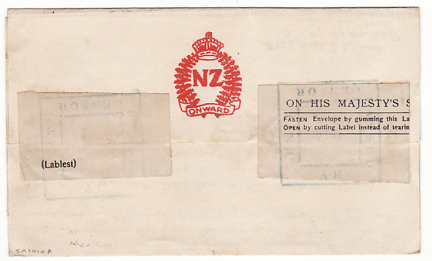 [15198]  EGYPT-SOUTH AFRICA…WW2 NZ FORCES PICTORIAL GREETINGS LETTER SHEET..  1941(Jun 10)