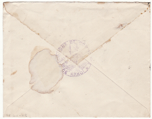 Indo chine mike white worldwide postal history for Chambre de commerce francaise singapore