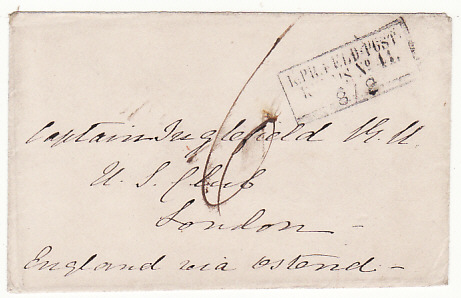 [17522]  FRANCE-GB..FRANCO-PRUSSIAN WAR NATIONAL SOCIETY FOR AID TO SICK & WOUNDED...  1871 (Feb 4)